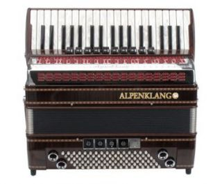 Alpenklang Pro IV 96 MHR Tipo a Mano Stimmzungen