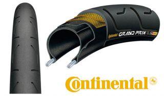 Continental Grand Prix Faltreifen schwarz 24 622 / 700x24C
