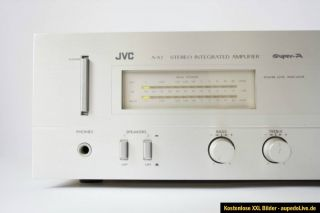JVC A X1 Stereo Integrated Amplifier Verstärker