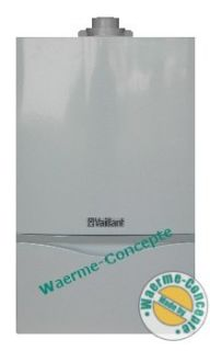 Vaillant ecoTEC VC 656 69 Gas Gasheizung Gastherme Set
