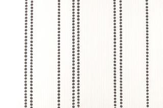 ROLLEN VLIES Tapete Manhattan Streifen grau schwarz