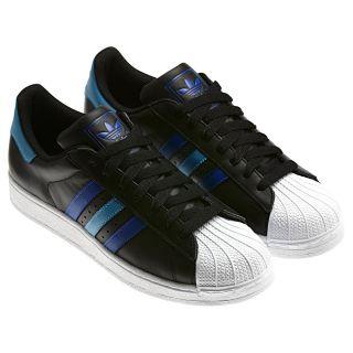 Adidas Originals Superstar 2 Schuhe Sneaker Schwarz