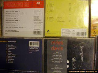 CD Sammlung 18 (20) Alben, Jazz, Miles Davis, Blues Jimi Hendrix, Soul