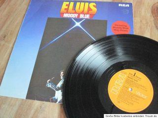 ELVIS PRESLEY LP Sammlung 8 LP´s Schallplatten aus gepflegter