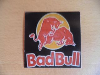 100 Sticker Aufkleber Anti Lepzig Anti Rasenball Bad Bull