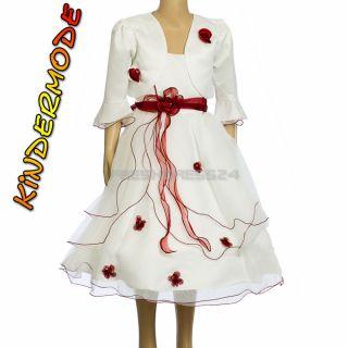 tlg. Mädchen Kleid festlich Taufe Hochzeit Kommunion Kinder