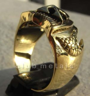 CHRISTIAN KNIGHT MEDIEVAL DRAGON WARRIOR CROSS RING