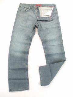 NEU   HUGO 677/8 von HUGO BOSS   Jeans   50242268   grau Hose