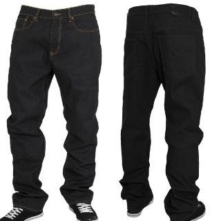 Urban Classics Loose Fit Jeans Freizeit Basic Denim Hose
