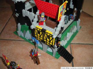 LEGO Ritterburg 6086 Black Knight`s Castle komplett BA