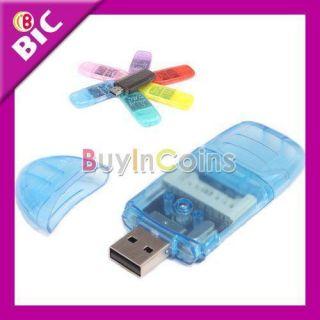 USB 2.0 SDHC SD HC MMC Memory Card Reader