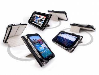 Tuff Luv Tri Stand Kunstledertasche für Samsung Galaxy Tab 7