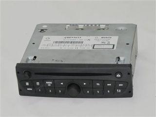 Renault Trafic II Master III AUTORADIO Radio Bosch Neu 281158338R