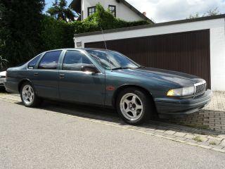 Chevrolet Caprice LT1 5,7l V8 mit LPG Autogas Anlage 12/1996 Impala SS