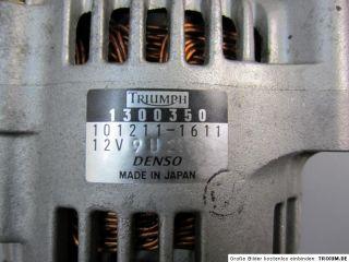 Triumph Sprint RS T695 955i Lichtmaschine Lima Bj.01