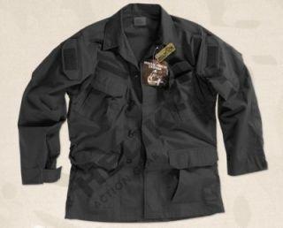 HELIKON TEX SFU Special Forces Tactical Combat Jacke Jacket black