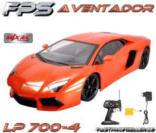 Lamborghini AVENTADOR LP 700 4 114 RTR Akku LED Lizenzwagen