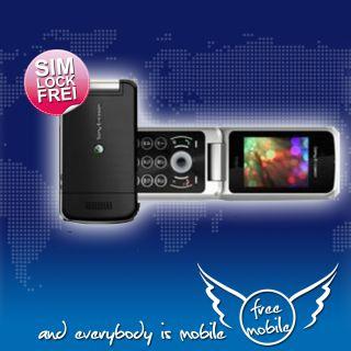 Sony Ericsson T707 mysterious black T 707 schwarz ** NEU&OVP