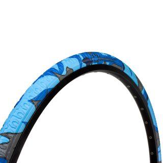 Sweetskinz Nightwing Fahrrad Reifen 28 x 1,4 37 622 blau camouflage
