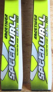 VÖLKL Ski RACETIGER Speedwall SL World Cup RENNSKI 160cm Modell 2013