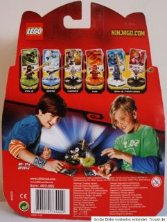 LEGO Ninjago Masters of Spinjitzu 2114 Chopov NEU OVP