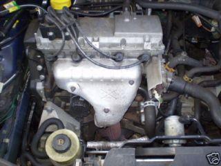 Renault Megane Scenic 1,6 Motor K7M702 K7M703