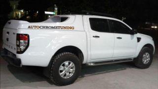 DerHartTop (Laderaumabdeckungen) ist bestimmt für Ford Ranger T6ab