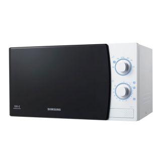 Samsung ME 711 K Mikrowelle weiß 800 Watt Leistung, 7 Leistungsstufen