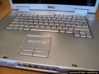 Dell XPS M1710 Gaming Notebook Laptop nVidia 7950M GTX Intel T7400 4GB