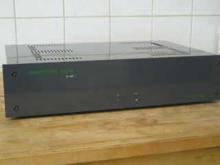 Bartolomeo Aloia ST 130 ST 130 Fantastic Solid State Power Amplifier