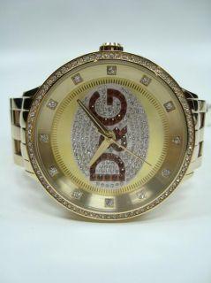 Dolce & Gabbana D&G Uhr Prime Time gold big DW0379