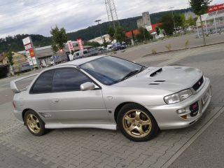 Subaru Impreza WRX STI Type R Version 5 original Zustand (kein Evo