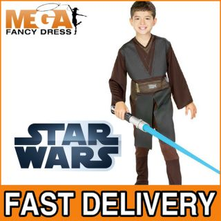 Kostüm Anakin Jedi Jungen Star Wars Verkleidung Kinder Outfit 3   10