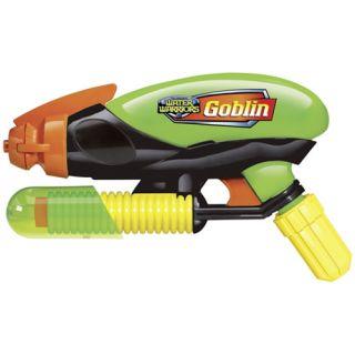 NEU Wasserpistole GOBLIN Wassergewehr Spritzpistole Water Warriors 11
