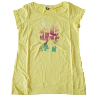 Roxy Girls Shirt T Shirt Roxy Spirit Roxy Love Sunlight