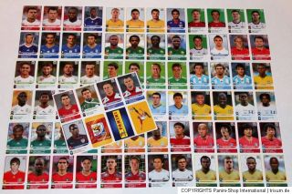 Panini WC WM 2010 South Africa – FULL SET ALLE 80 UPDATE EXTRA