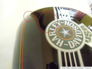Benzintank rechts Tank Harley Davidson Softail FatBoy EVO