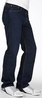 Levis® Jeans 751 Regular Fit Blue Black, bequemer Oberschenkel