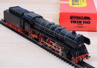 Trix Express 53 2204 00 Dampflok mit Tender BR 01 der DB / Unbespielt