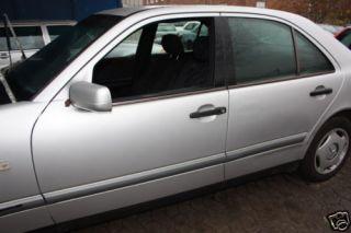 Mercedes W210 Tür VORNE links Brillantsilber met 744