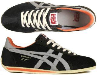 Asics Schuhe Onitsuka Tiger Runspark OG black/paloma schwarz Running
