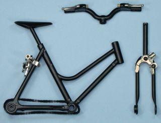 DIY Modell Fahrrad Bausatz 0612   Damen Trekking Fahrrad in der Farbe