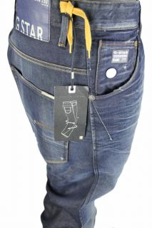 star Raw Jeans tapered fit Hose 3D Denim NEU 34/32 34/34 36/34 Arc