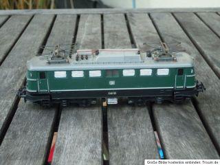 Trix Express E  Lok E 40 101 guter, benutzter Zustand,Funktion OK, mit