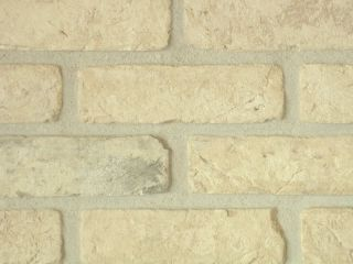 39,50 Euro/m²) Retro Klinker WDF Vormauer Verblender gelb gekollert