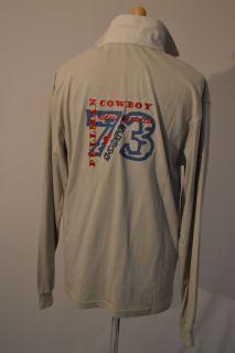 Pullman Cowboy Herren Polo Shirt Polo Hemd Farbe Sandy Größe L *NEU
