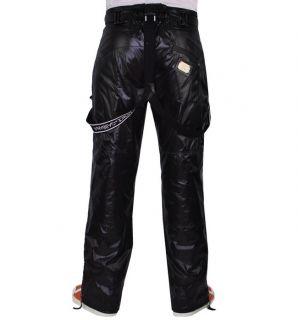 780€ DOLCE & GABBANA SKI Pants Trousers Skihose Pantalons Hose Black