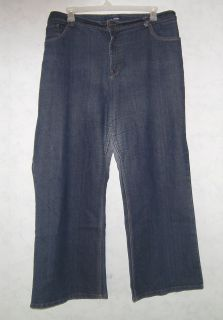 ღ EU 56 (US 26W) STRETCHJEANS Damen, Stonewashed BLUE, BOOTCUT