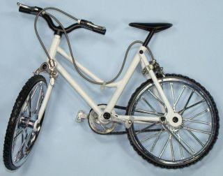 DIY Damen Trekking Fahrrad Bausatz aus Metall Modell Fahrradmodell