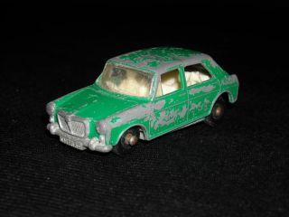 Vintage Lesney Matchbox No.64 MG 1100 Die Cast Car